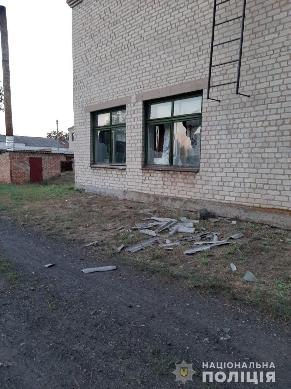Пьяный харьковчанин разбил окна школы и угрожал учителям расправой, - ФОТО, фото-2
