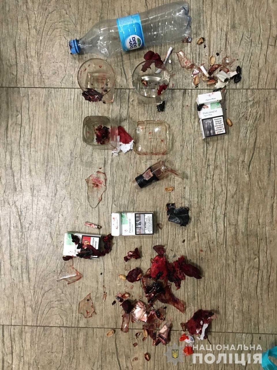 Харьковчанин забил насмерть своего знакомого бутылкой из под виски, - ФОТО, фото-1, Нацполиция