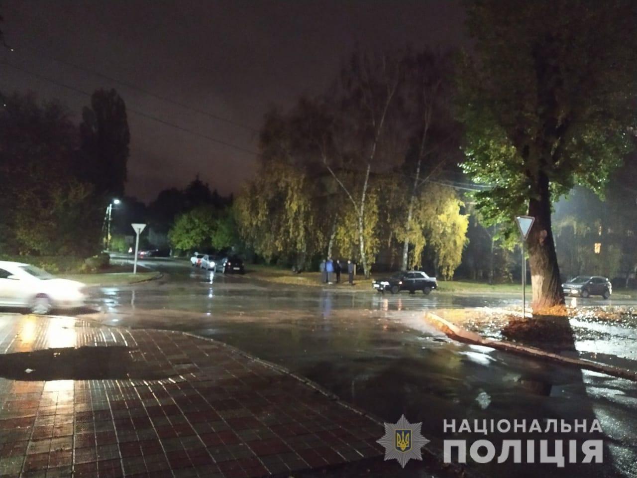 """В Чугуеве водитель """"ВАЗ"""" сбил женщину на пешеходном переходе, - ФОТО, фото-1"""