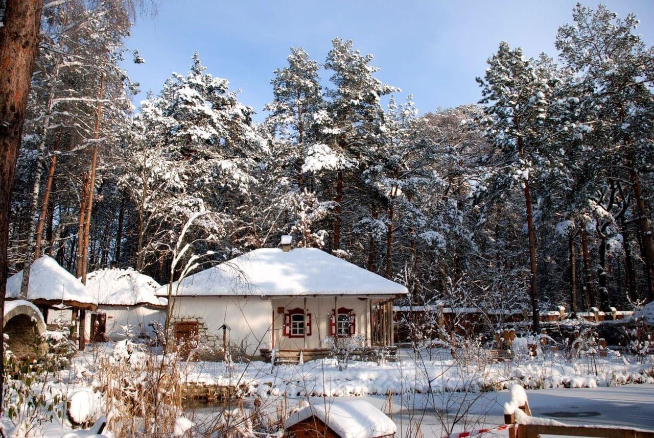 ТОП-10 мест, где провести новогодние каникулы в Украине, - ФОТО, фото-5