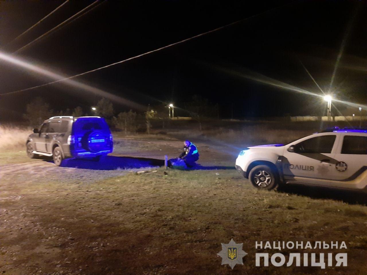 Нарушал ПДД и пытался ударить полицейского: на Харьковщине задержали пьяного водителя, - ФОТО, фото-1