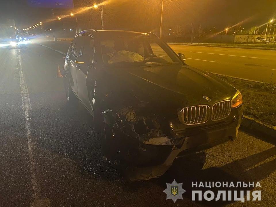 В Харькове водитель на внедорожнике «BMW» переехал насмерть женщину, переходившую дорогу по «зебре», - ФОТО, фото-1