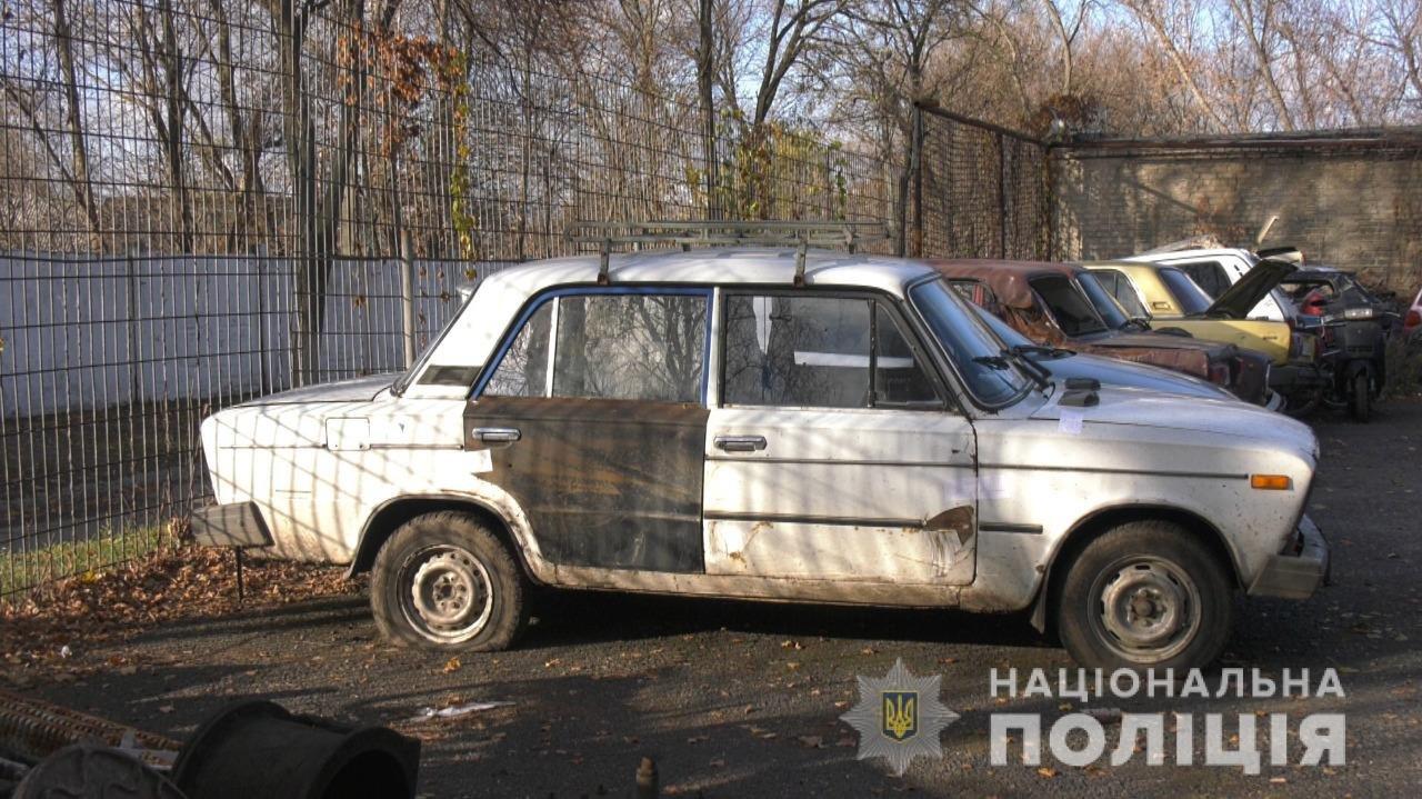 На Харьковщине арестовали мужчину, подозреваемого в обстреле авто и ранении пассажирки, - ФОТО, фото-1
