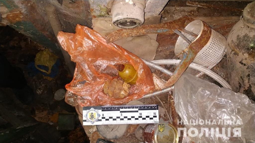 Взрыв гранаты в Харькове: боеприпас во двор местному жителю бросил разозленный сосед, - ФОТО, фото-3