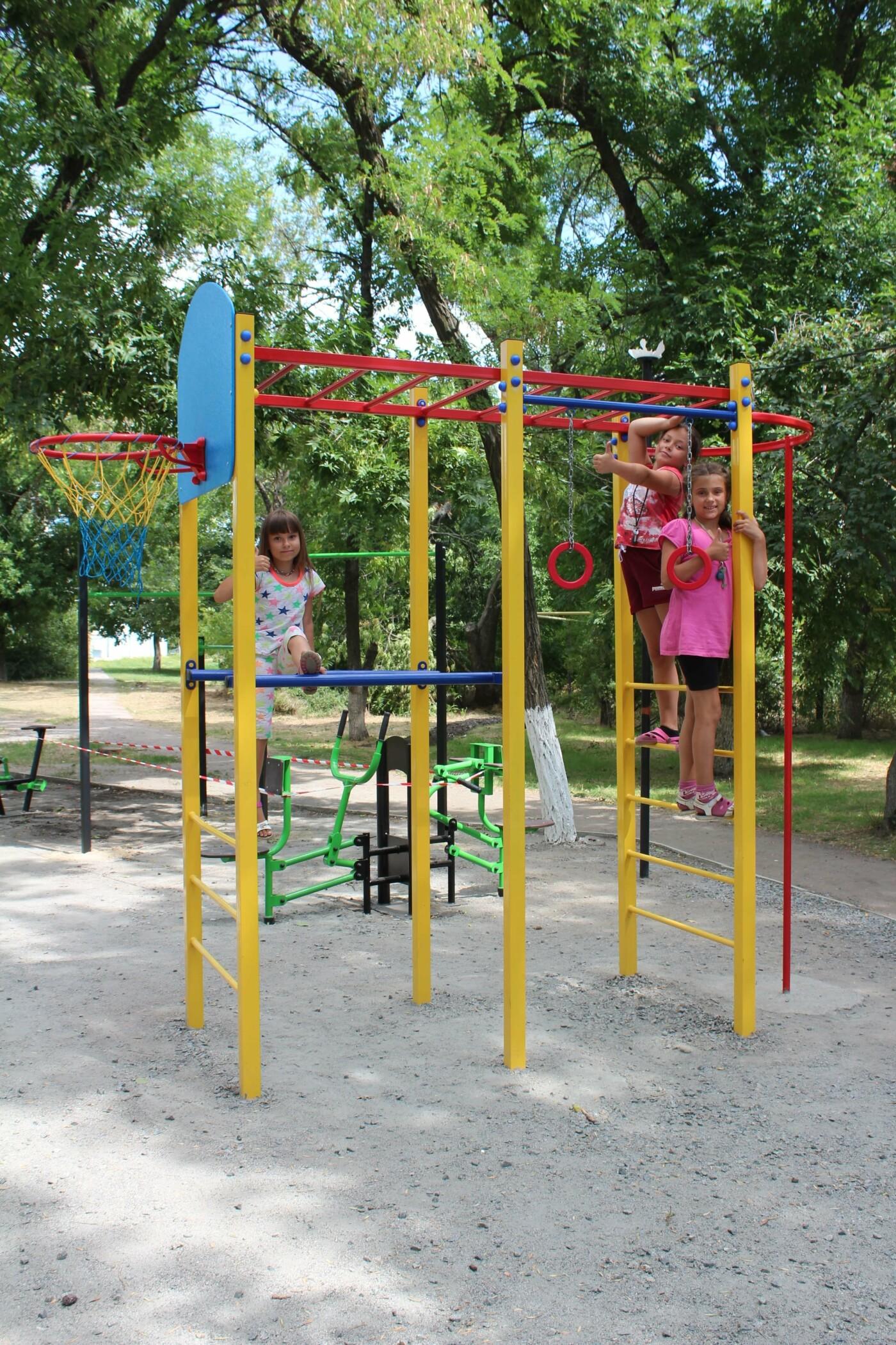 Наши дети – наше будущее. Обустройство детских и спортивных площадок в вашем городе, фото-3