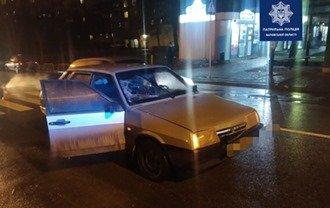 В Харькове женщина попала под колеса автомобиля «ВАЗ»: пешехода госпитализировали, - ФОТО, фото-1