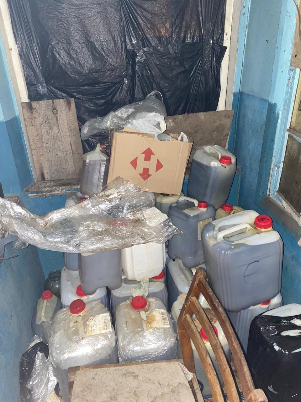 На Харьковщине двое местных жителей в доме готовили наркотики и хранили полтора килограмма «психотропов», - ФОТО  , фото-7