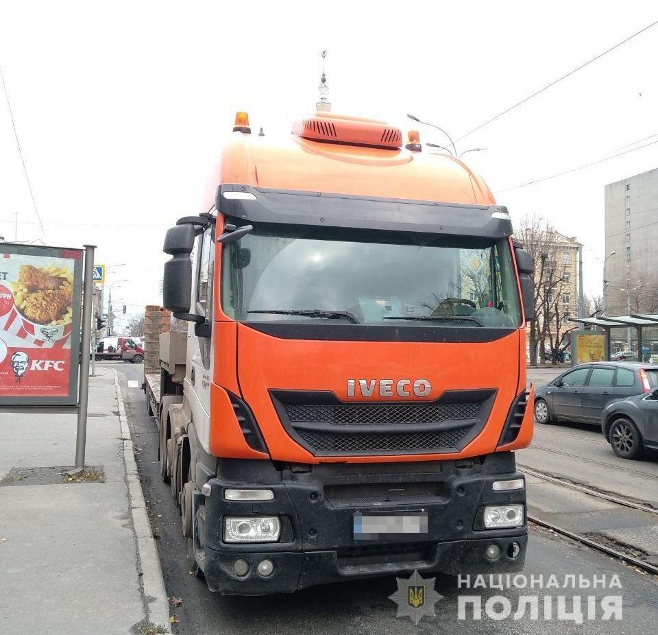 От удара оторвало голову: в Харькове тягач задавил насмерть женщину, - ФОТО, фото-4