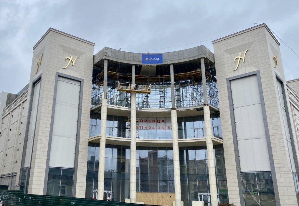 ТРЦ Nikolsky: каким будет центральный торговый центр Харькова, фото-1