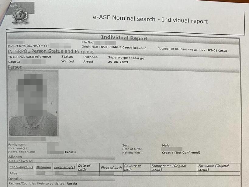 В Харькове СБУ задержала иностранца-мошенника, которого 13 лет разыскивал Интерпол, - ФОТО , фото-2