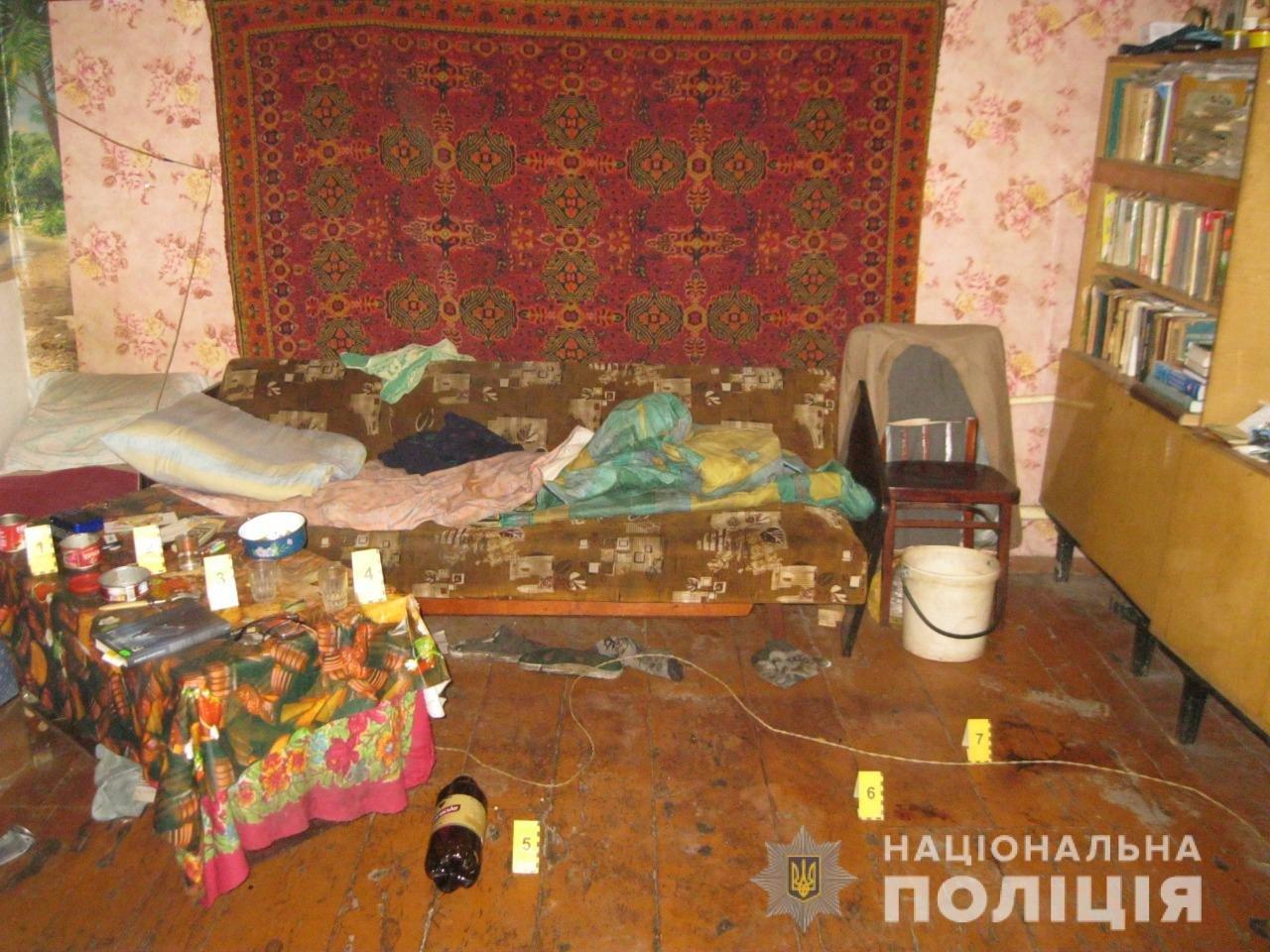 На Харьковщине местный житель пришел в гости и во время ссоры забил насмерть хозяина дома, фото-1