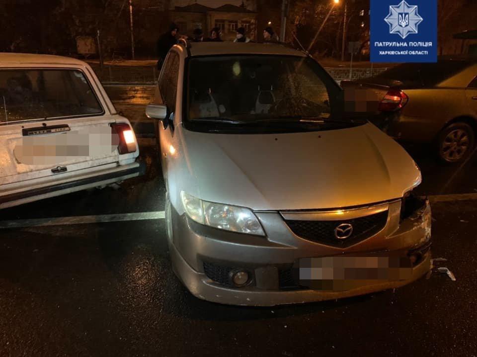 В Харькове не поделили дорогу сразу три легковых автомобиля, - ФОТО, фото-2