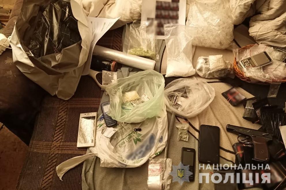 В Харькове «копы» разоблачили местную жительницу, хранившую в своем доме наркотики на 100 тысяч, - ФОТО, фото-1
