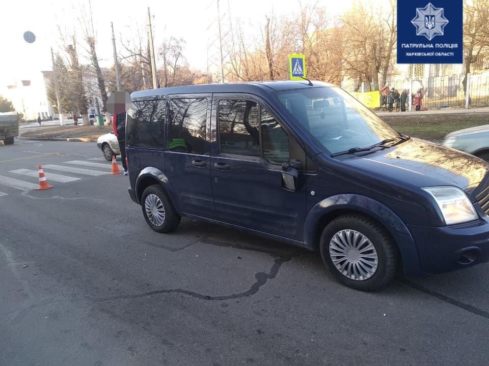 В Харькове женщина-пешеход попала под колеса машины: пострадавшая госпитализирована, - ФОТО, фото-1