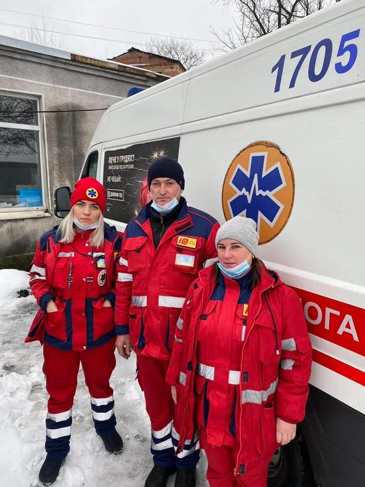 Фото: Центр экстренной медпомощи и медицины катастроф