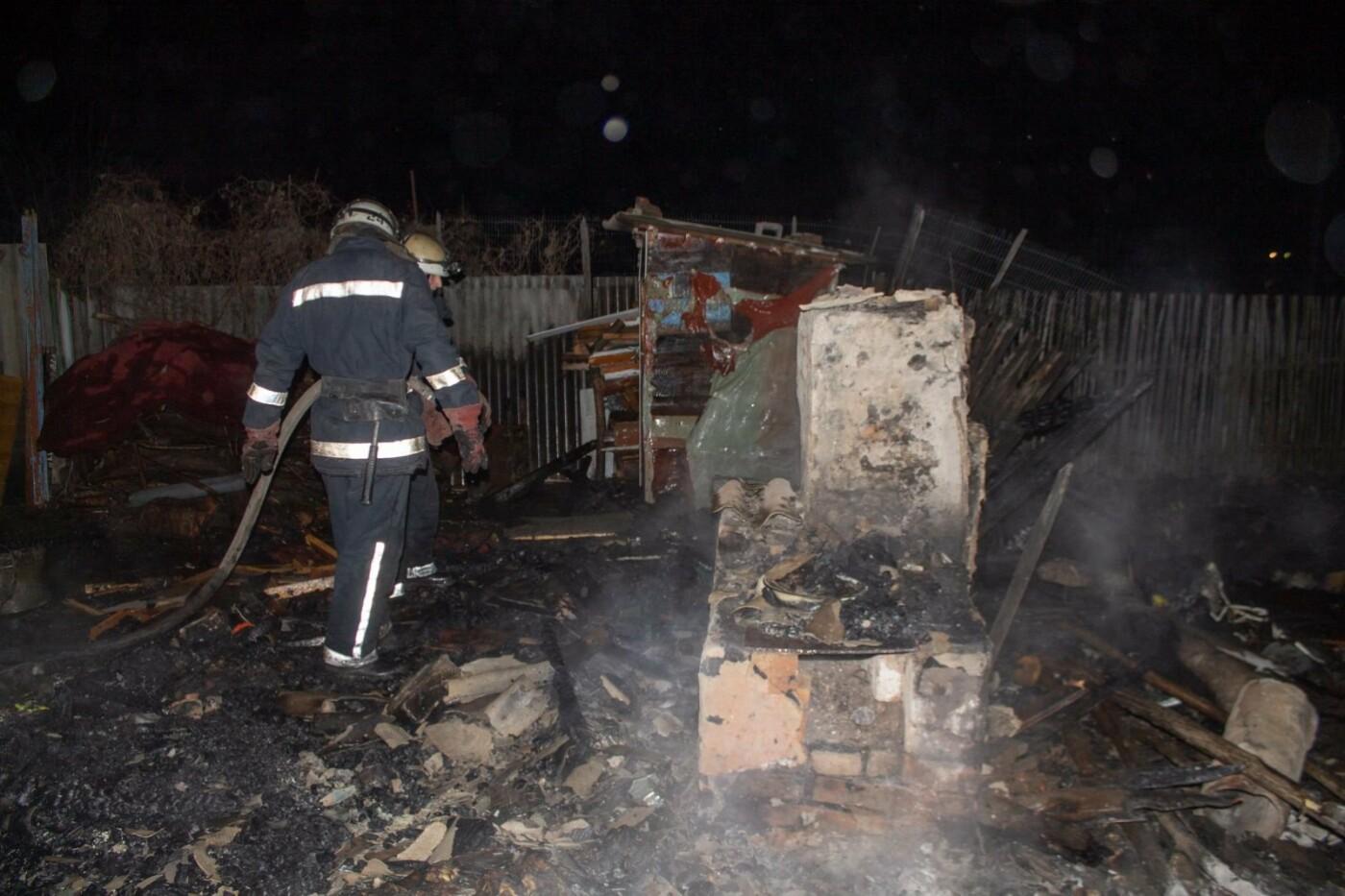 В Харьковской области загорелась летняя кухня частного дома: погиб мужчина, - ФОТО, фото-2