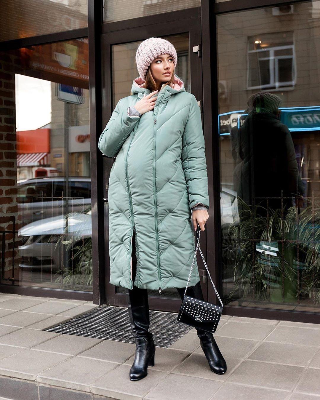 Выбор куртки для беременных, фото-1