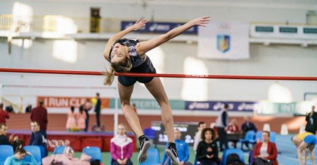 Харьковчанка победила на всеукраинских соревнованиях по легкой атлетике, фото-1