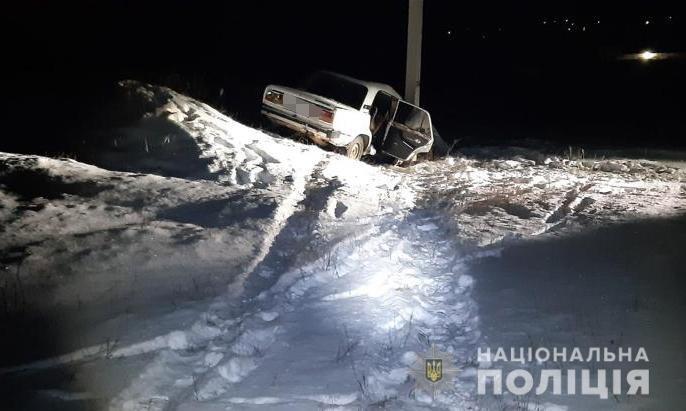 На Харьковщине пьяный водитель легкового авто «влетел» в столб: от удара машину смяло, погибла беременная женщина, - ФОТО, фото-3