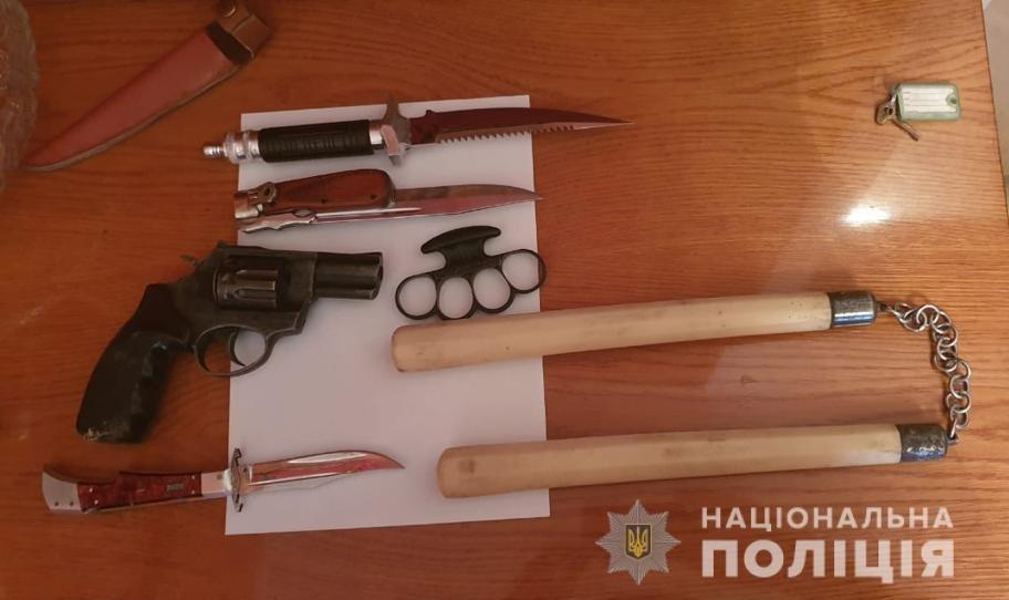 Запугали и обложили «данью» бизнесменов: на Харьковщине спецназ задержал членов преступной группировки, - ФОТО, фото-3
