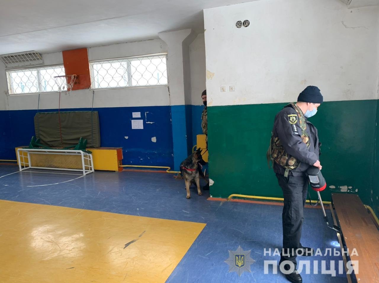 Фото: ГУНП области