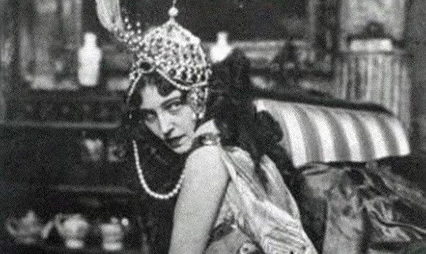 """""""Красота на грани уродства"""" и первая эротика в балете: почему о харьковской танцовщице Иде Рубинштейн говорил весь Париж, - ФОТО, фото-2"""