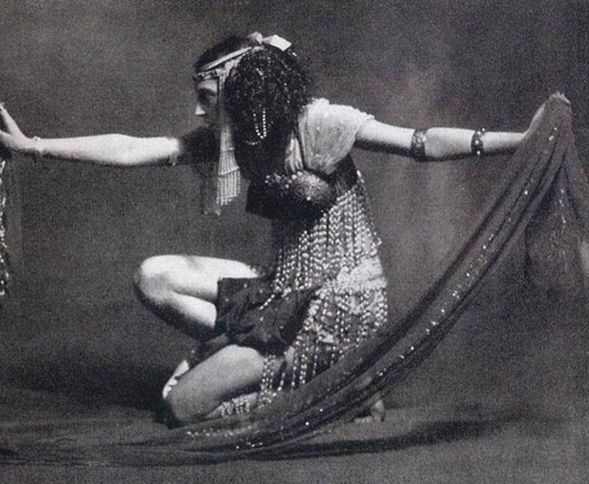 """""""Красота на грани уродства"""" и первая эротика в балете: почему о харьковской танцовщице Иде Рубинштейн говорил весь Париж, - ФОТО, фото-4"""