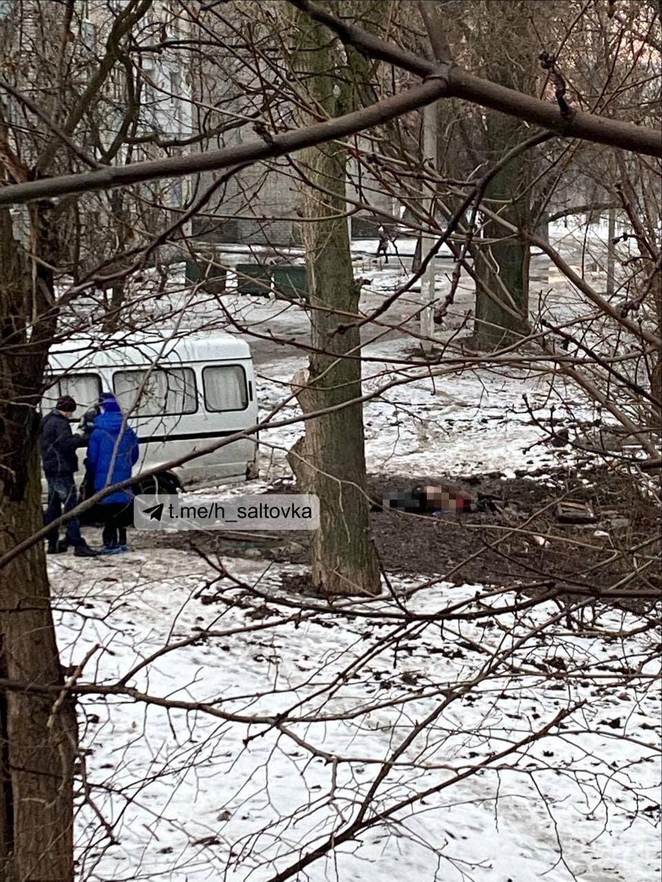 В Харькове возле источника нашли труп мужчины, - ФОТО, фото-1