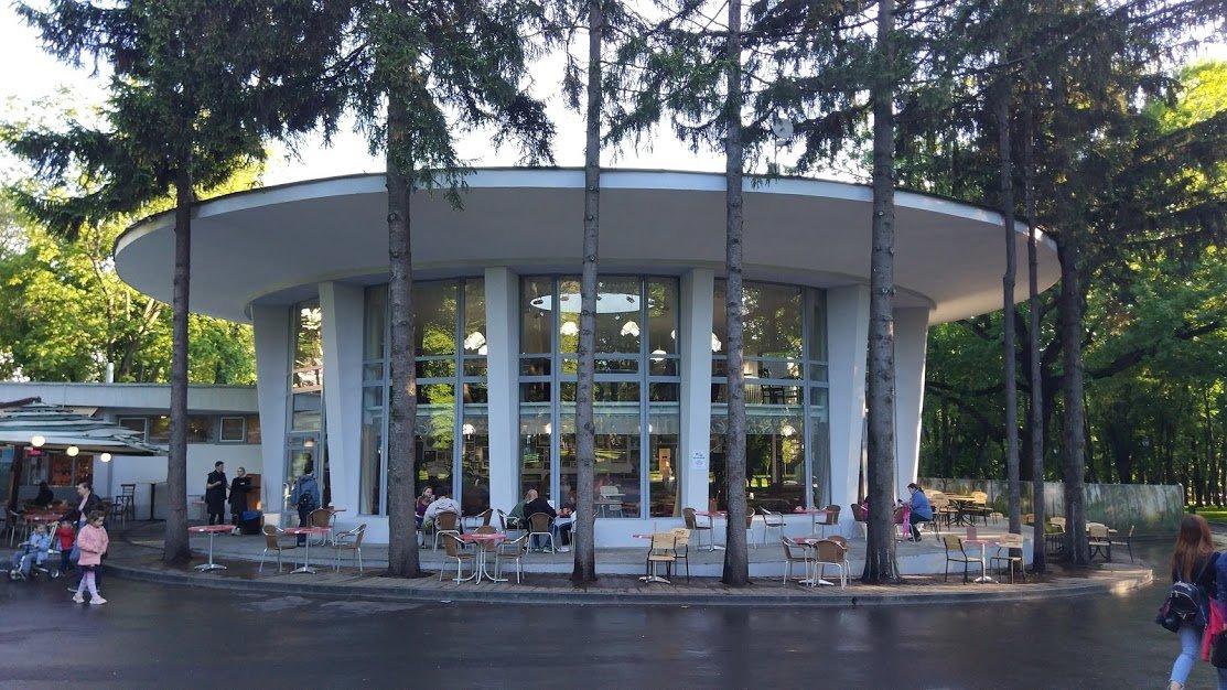 От «совкового» ресторана до самого популярного кафе-мороженого в Харькове: как появилось кафе «Кристалл», - ФОТО, фото-5