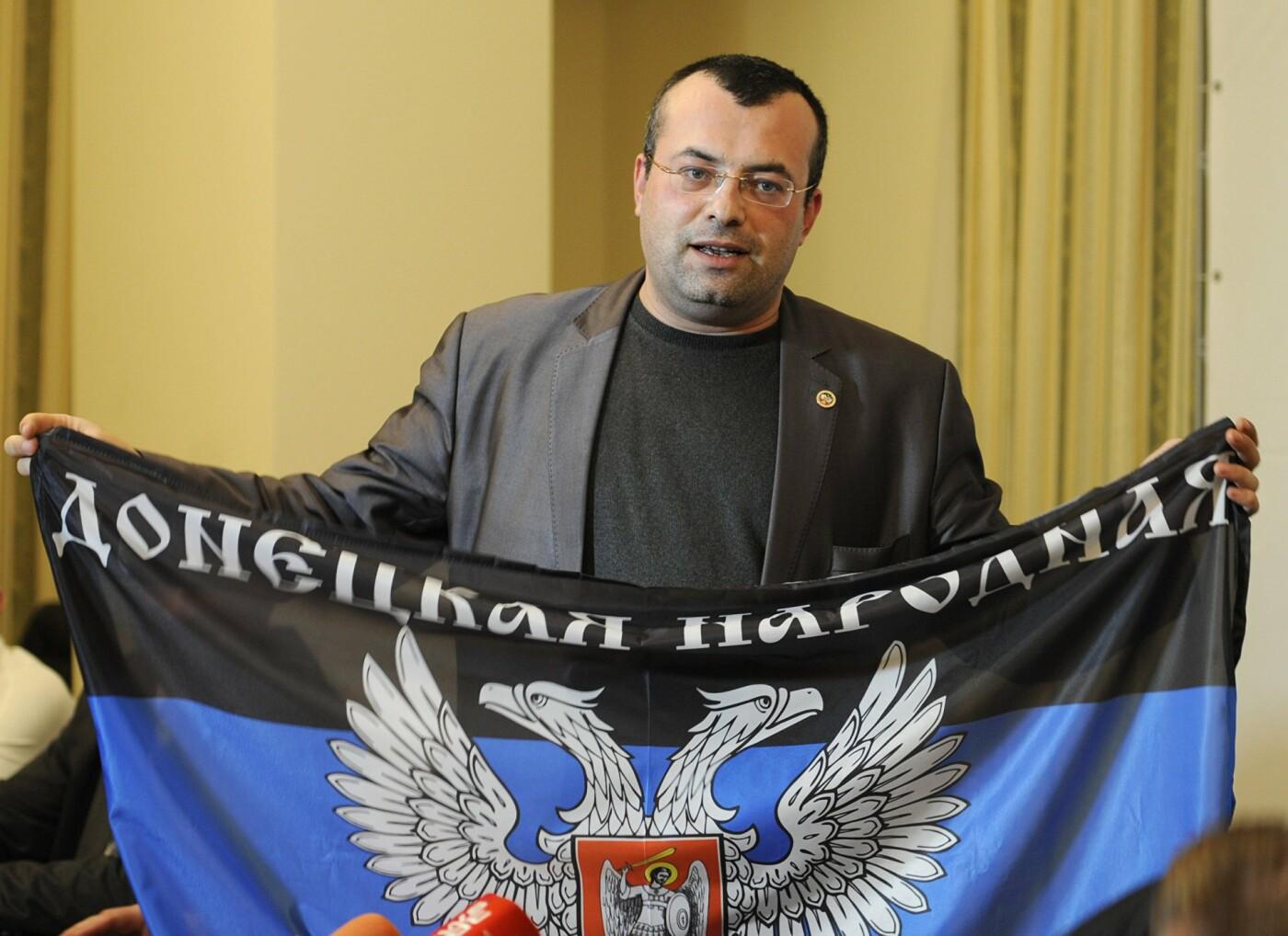 Харьковские писатели «Генри Лайон Олди» получили российскую премию и поблагодарили за голос известного боевика «ДНР», - ФОТО, фото-4