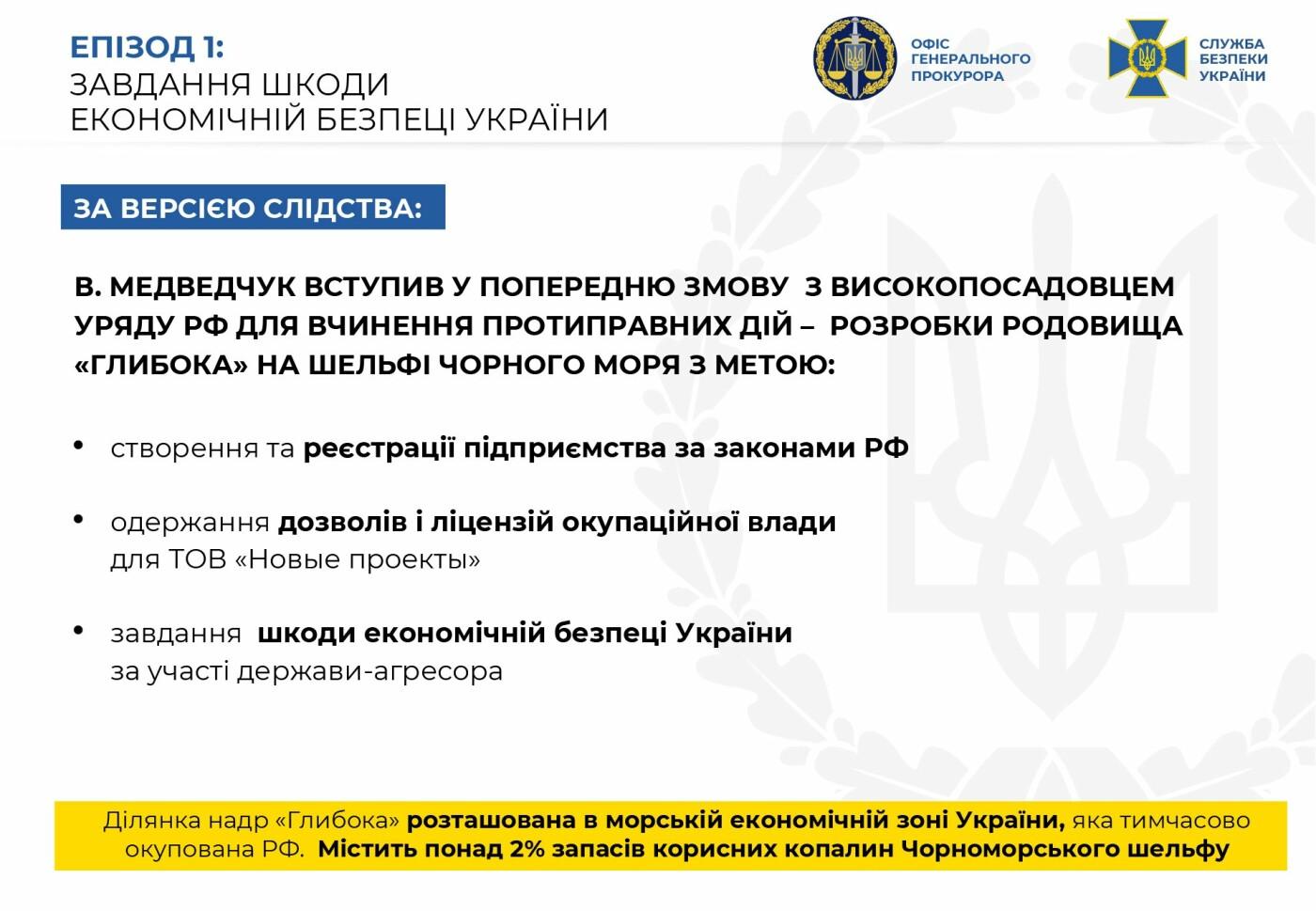 Передача секретных данных о ВСУ и разграбление ресурсов в Крыму: СБУ рассказала подробности подозрения в госизмене Медведчука, - ФОТО, ВИДЕО, фото-2