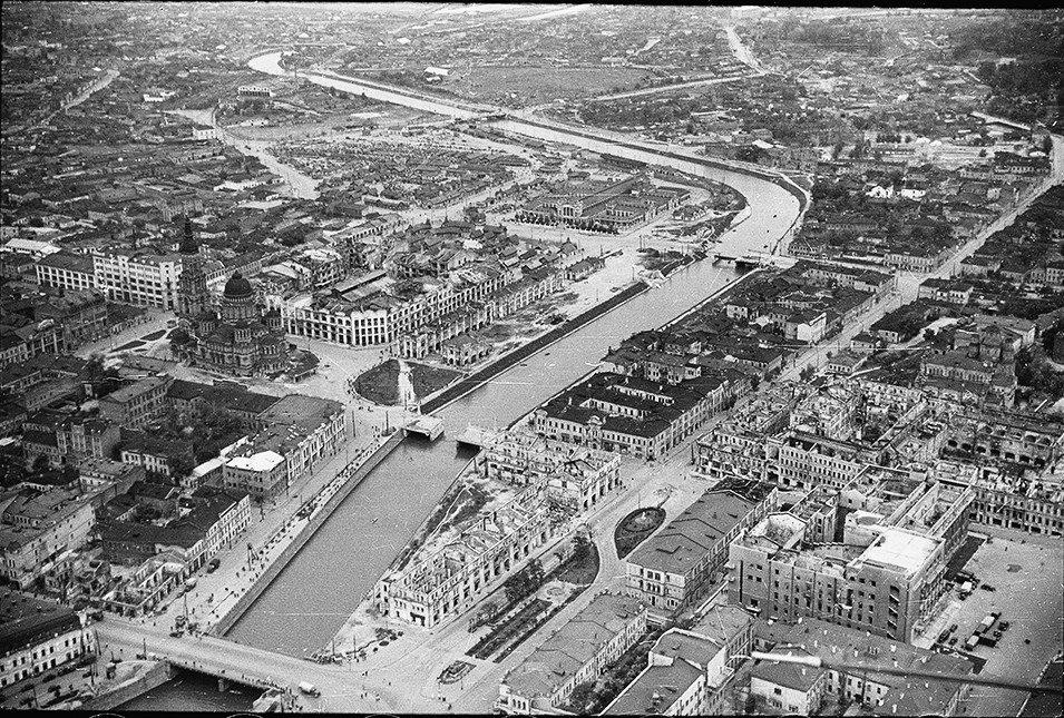 Лопань в 1941 году (фото из открытых источников)