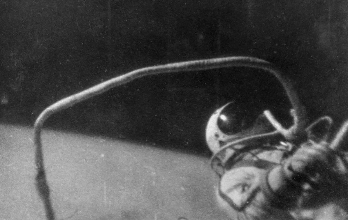 12 минут «за бортом»: как выпускник Чугуевского училища стал первым человеком в открытом космосе, - ФОТО, фото-6