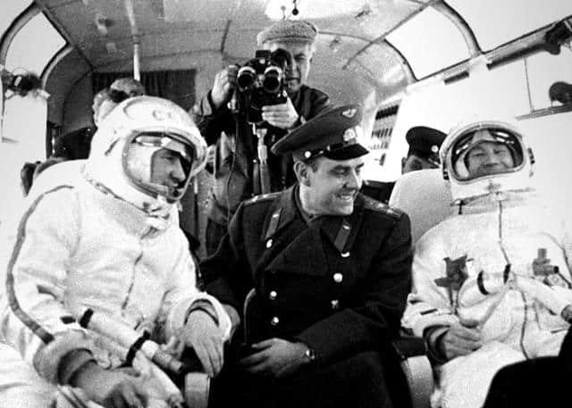 12 минут «за бортом»: как выпускник Чугуевского училища стал первым человеком в открытом космосе, - ФОТО, фото-5