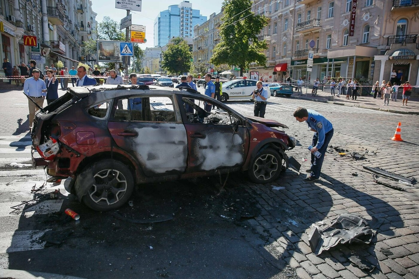 Наследие Авакова. ТОП-5 резонансных скандалов, связанных с МВД под его руководством, - ФОТО, фото-4