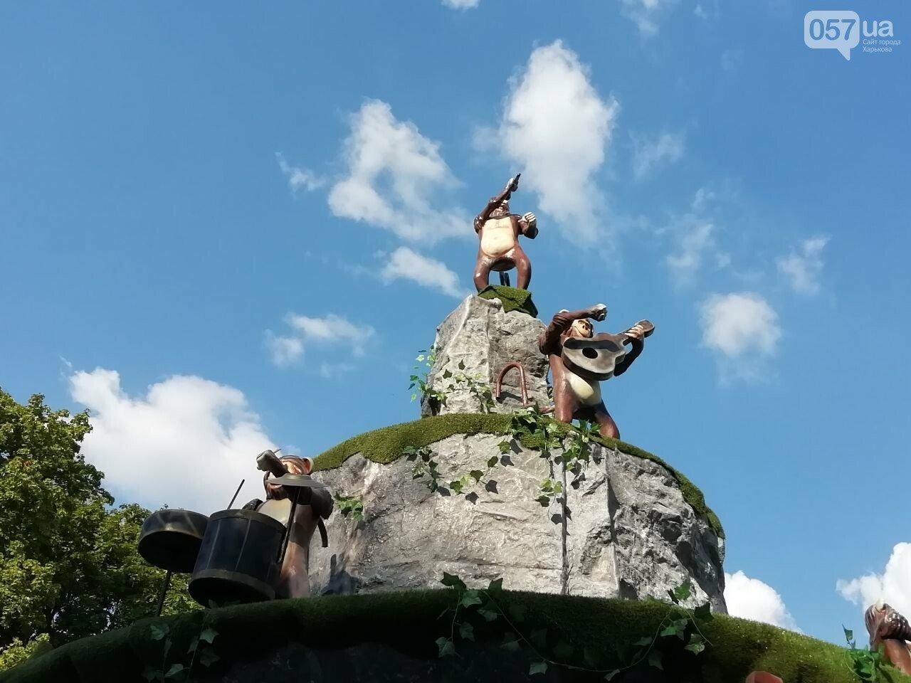 Фонтаны Харькова: ТОП-5 локаций, где спрятаться от летней жары, - ФОТО, фото-2