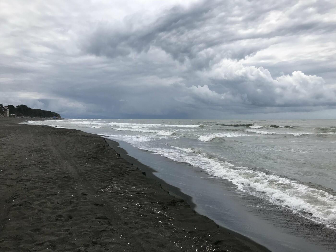 магнитный пляж Уреки