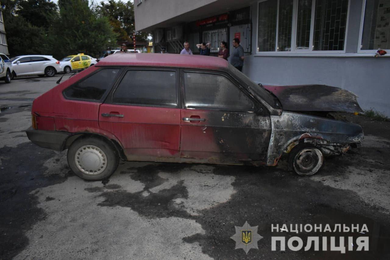Поджог авто на Алексеевке: полиция открыла уголовное производство, - ФОТО, фото-2