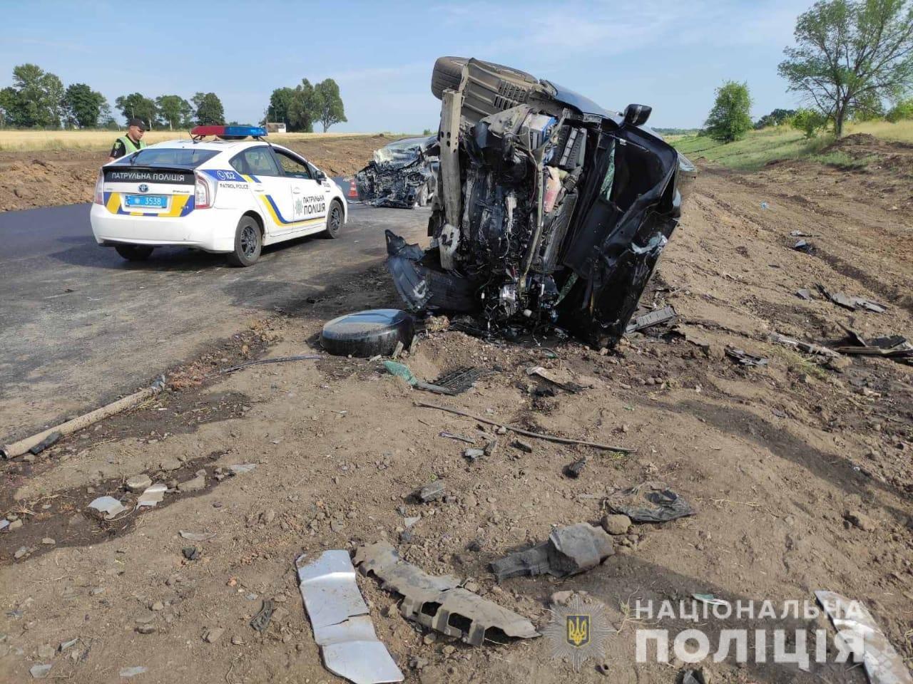 ДТП с переворотом на Окружной: пострадавший в аварии водитель умер в больнице, - ФОТО, фото-3