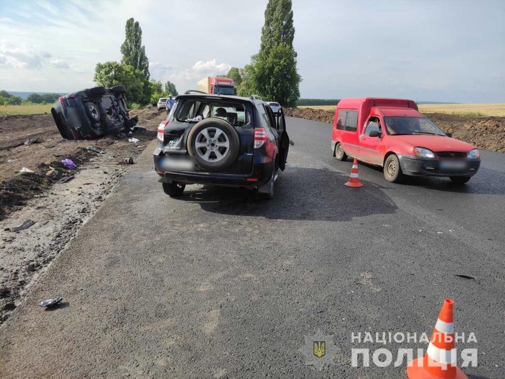 ДТП с переворотом на Окружной: пострадавший в аварии водитель умер в больнице, - ФОТО, фото-2