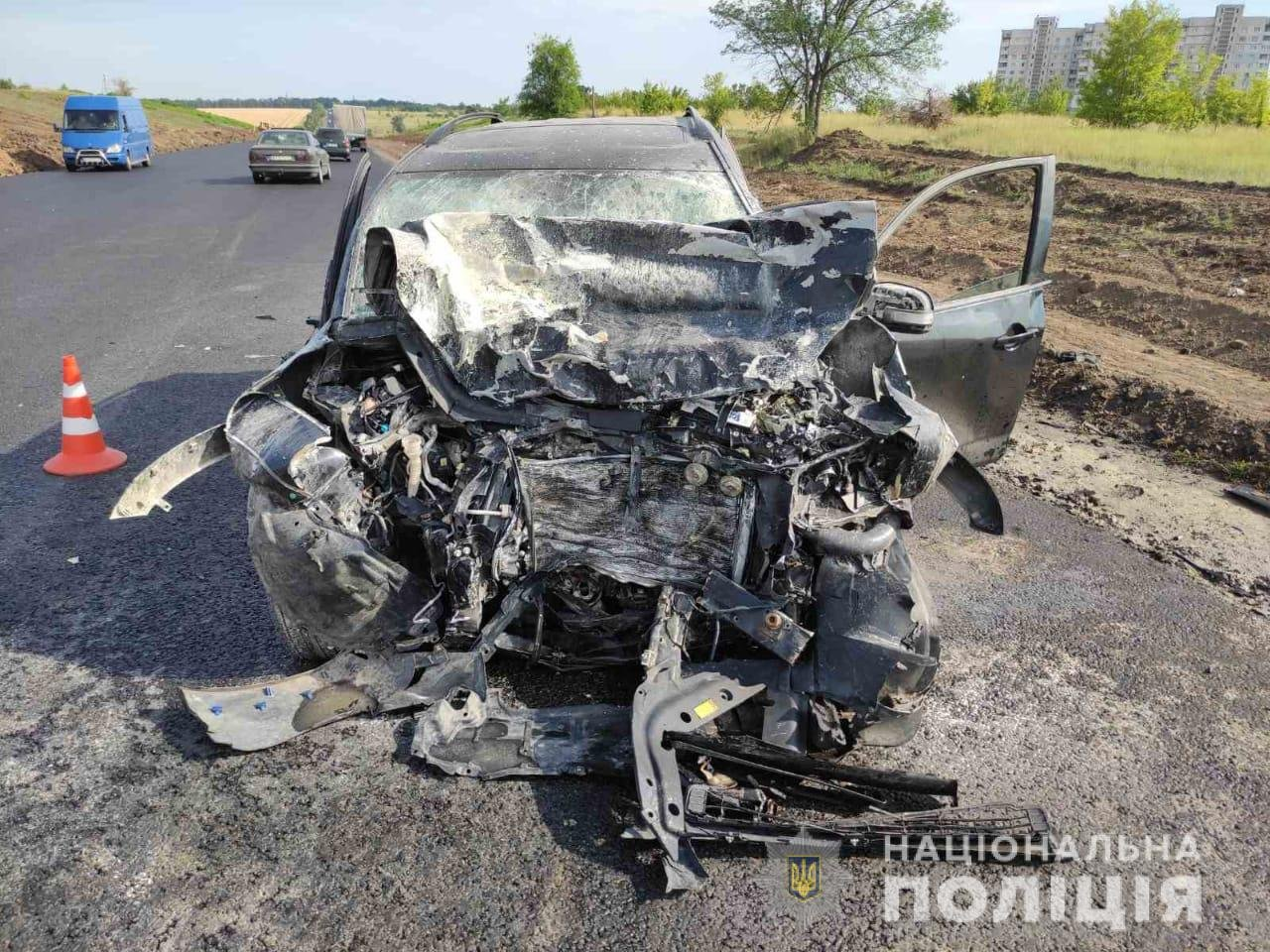 ДТП с переворотом на Окружной: пострадавший в аварии водитель умер в больнице, - ФОТО, фото-1