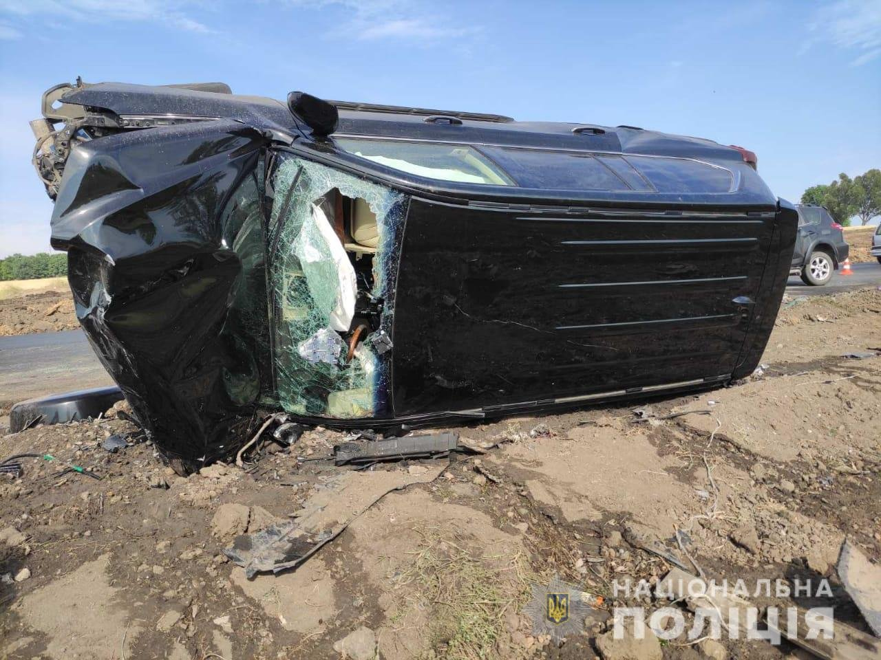 ДТП с переворотом на Окружной: пострадавший в аварии водитель умер в больнице, - ФОТО, фото-4