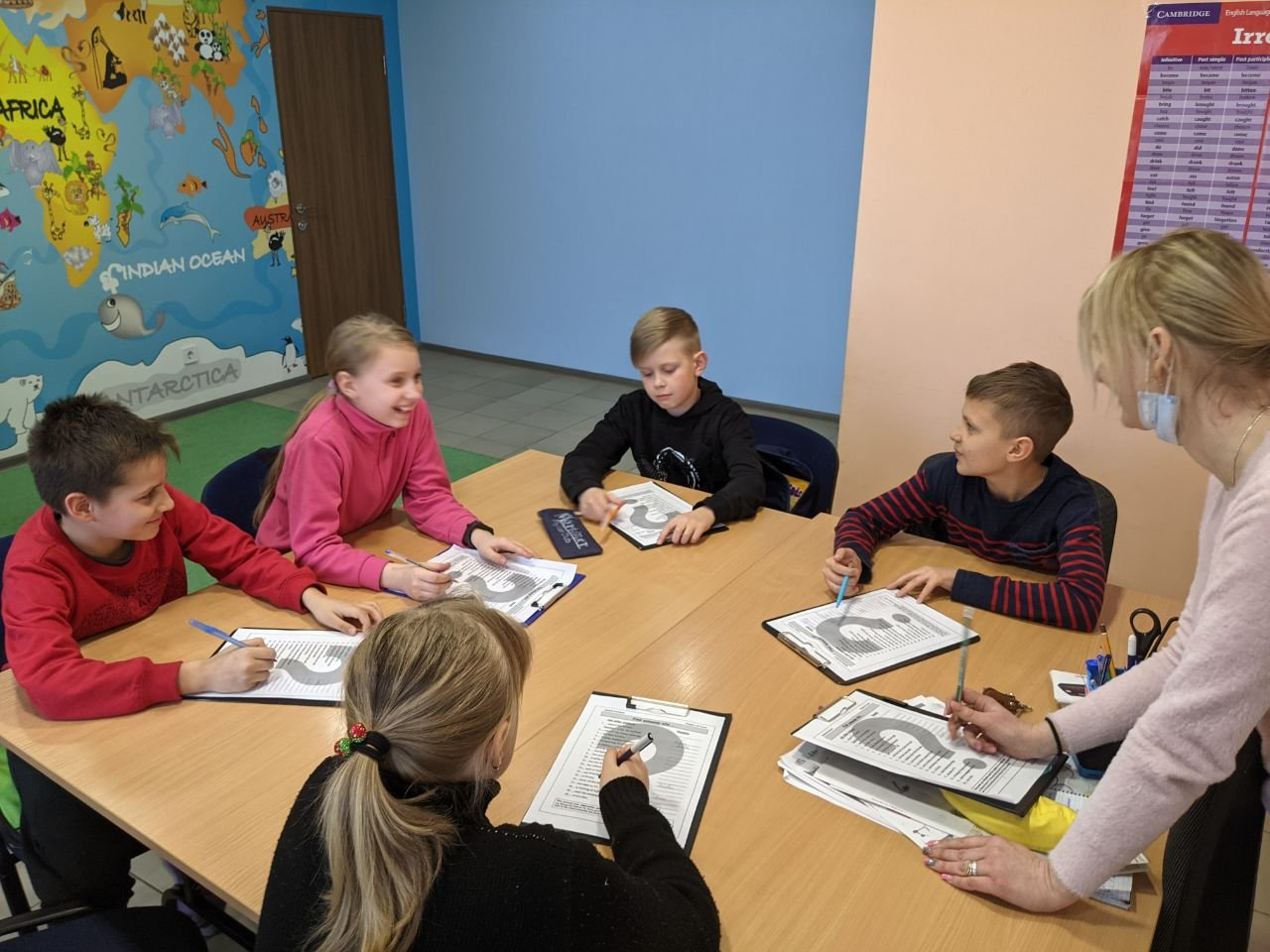 Курсы английского в Харькове для детей и взрослых. Пройди тесты на знание английского, фото-25