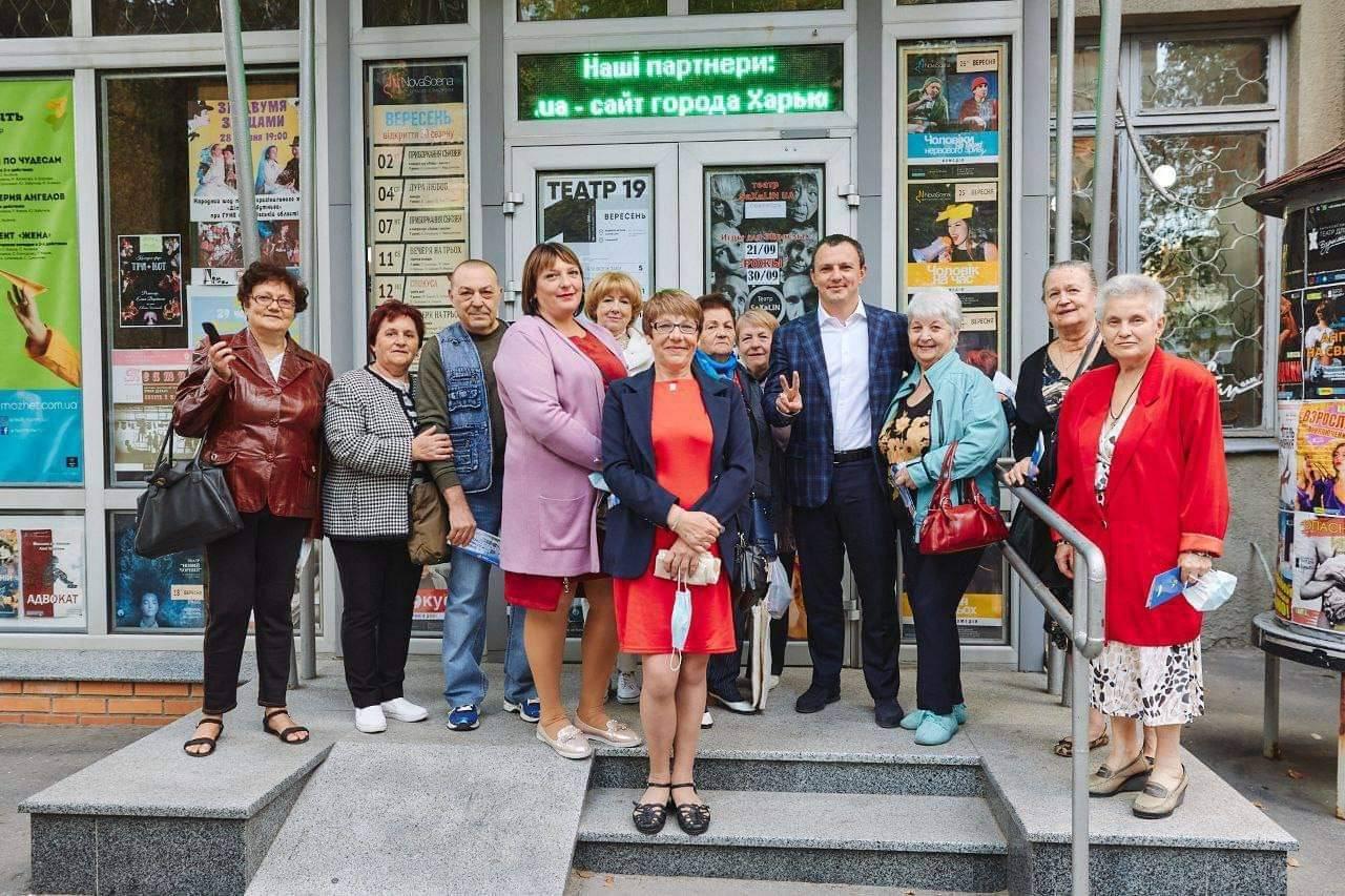 Андрей Спасский призвал депутатов купить для харьковчан билеты в театры, поддержав театралов, фото-2