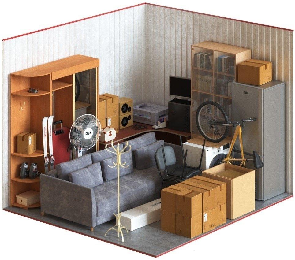 Хранение вещей с Европейскими стандартами!!! Балкон - чист, антресоли и шкафы не завалены!, фото-1