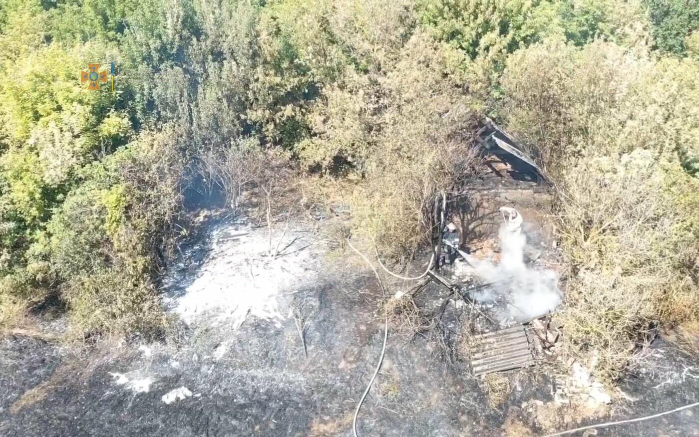 На Харьковщине за последние сутки спасатели тушили три десятка пожаров на открытых территориях, - ФОТО, фото-4