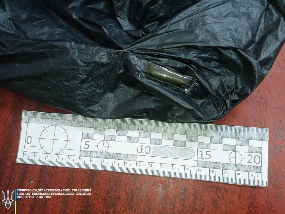 В Харькове мужчина пытался перебросить через забор колонии наркотики и мобильный телефон, - ФОТО, фото-6