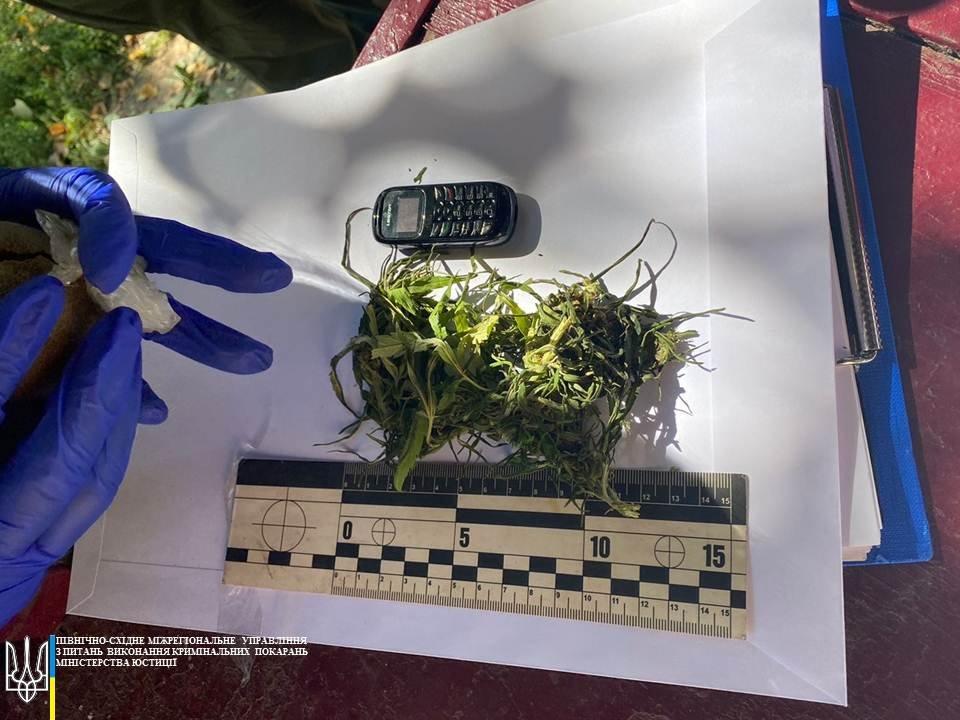 В Харькове мужчина пытался перебросить через забор колонии наркотики и мобильный телефон, - ФОТО, фото-4
