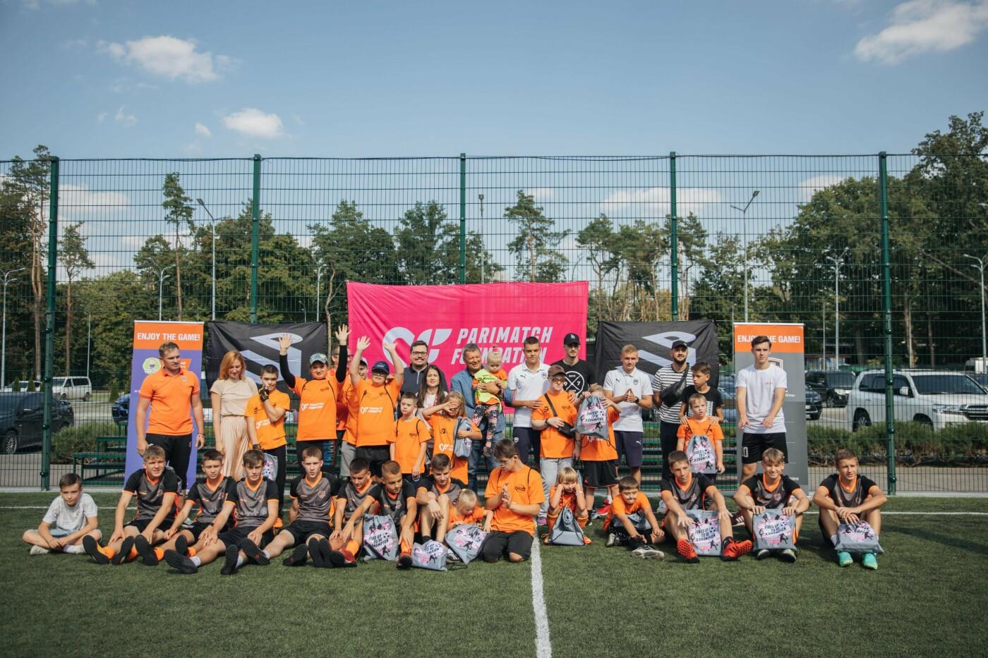 В Харькове стартовала программа «Так, я можу!» при поддержке международного благотворительного фонда Parimatch Foundation, фото-1