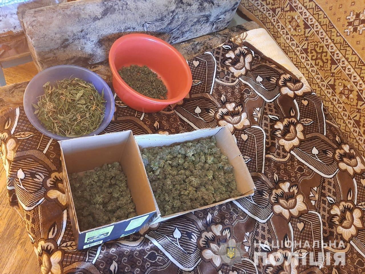 В Харькове полиция провела обыск в квартире местного жителя и нашла у него наркотики, - ФОТО, фото-1